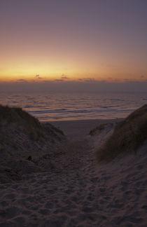 God Aften, Jütland von Michael Beilicke