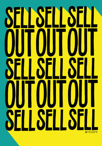 Sell sell sell, out! von Paul Robson
