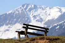 Alpen - Alpenpanorama - Poster von Jens Berger