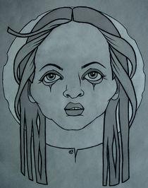 Mal lunée  by Daniela Gellan
