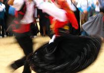 the black skirt by Um Capítulo