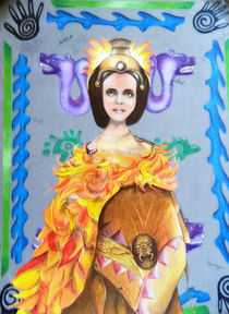 Azteca by Amethyst Vargas