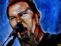 Metallica- James Hetfiled by tamagna ghosh