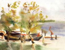 Otemn river by Inna Vinchenko