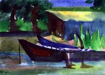 Waterboats by Inna Vinchenko