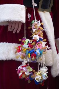 Schnuller im Tausch gegen Geschenke - dummy against gifts von Annette Sturm
