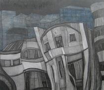 Urban landscape by Jelena Novakovic