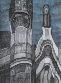 Urban landscape von Jelena Novakovic