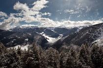 Andorra panoramic by Daniel Espírito Santo