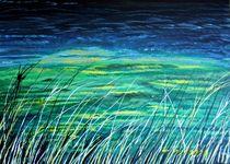 Feld im Wind by Heinrich Reisige