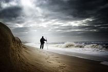 Der Strandwärter by 1000literfotos