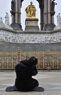 World souvenir: London, Albert Memorial von Manel Clemente