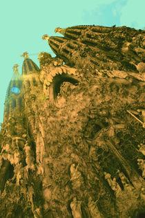 La Sagrada Familia by Beste Sabir