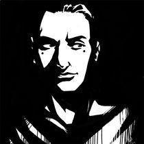 black and white von madcom