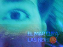 Poster El mar cura las heridas von Vicky Santamarina