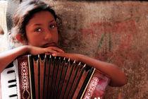 Immigrant Girl by Emrah Kara