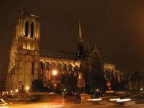 Notre Dame de Paris by Azzurra Di Pietro