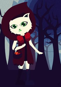 Little Red Riding Hood by Nimas Arum