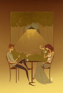Café by Ivan Tao