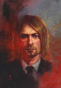 Kurt Cobain von Ivan Tao