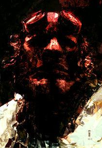 Hellboy by Ivan Tao