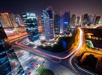 Dubai Arch View von Sebastian Opitz