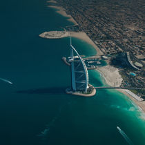 Burj Al Arab von Sebastian Opitz