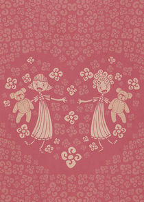 I love teddy in rose von Ivancka Kroell