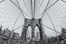 Brooklyn Bridge by Stefan Kloeren