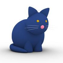Blue Cat von dresdner