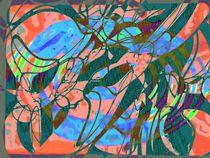 Farbbrüche von Peter Norden
