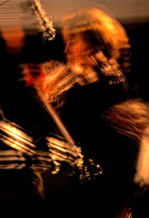 Music is an action. von Tansel Atasagun