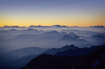 Sonnenaufgang – Dolomiten von Thomas Mertens