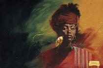 African Queen von Alfons Kiefer
