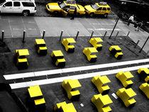 yellow city by Milena Zindovic