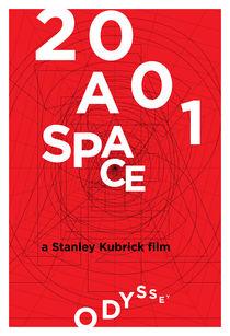 2001: A Space Odyssey by Rodrigo Müller