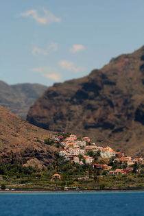 La Gomera - La Calera - Valle Gran Rey by Jens Berger
