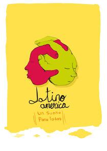 Latino america von Juan Pablo Dueñas Baez