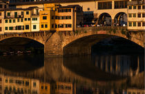 Ponte Vecchio afternoon by Ken Crook