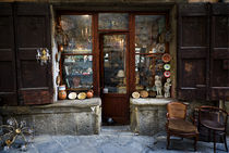 Tuscan Shop Front by Ken Crook