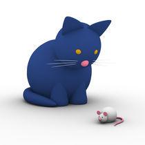 Katze und Maus by dresdner