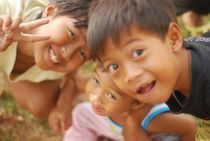 sunkissed smiles by tunjung putri