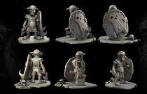 Grok the goblin turntable by Cvetoslav Gergov