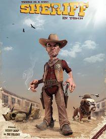 Sheriff by Cvetoslav Gergov