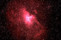 Adlernebel u. M 16 - Eagle Nebula by monarch