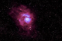 M 8 Lagunen Nebel - Lagoon Nebula  by monarch