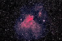 M 17 Omega Nebel - Omega Nebula by monarch
