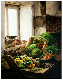 Potting Shed by Ken Crook