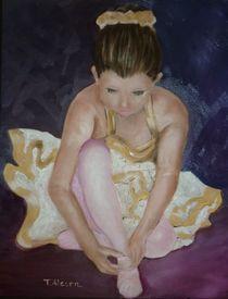Petite Danseuse (Little Dancer) von Therese Alcorn