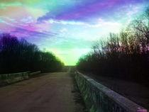 Lead me to the candy clouds von Alysha Adams
